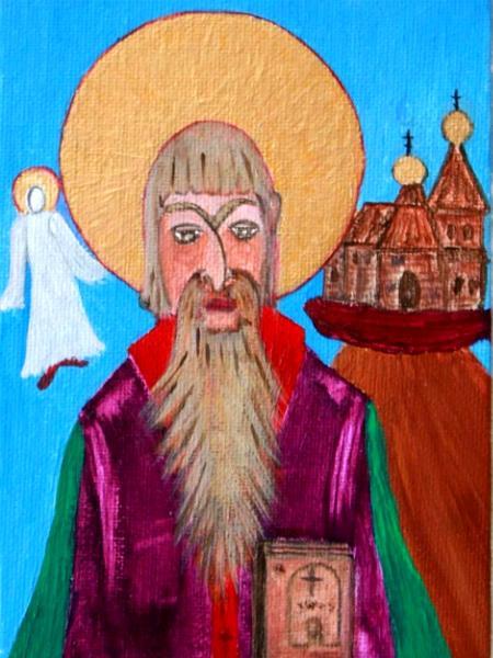 """""""Saint Leonard"""""""