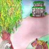 Cover for The Adventures of Herschel the Hedgehog