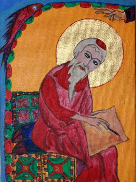 """Saint Rostom"""