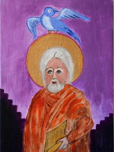 """""""Saint David"""""""